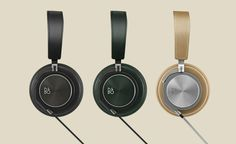 Bang & Olufsen's Beoplay H6 Luxury Headphones | Whale Lifestyle