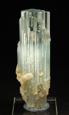 Aquamarine - Shigar Valley, Skardu District, Gilgit, Baltistan, Northern Areas, Pakistan