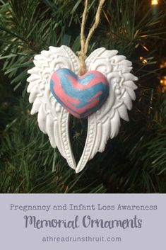 If tears could build a stairwell Memorial Ornament Personalized with Photo SALE Christmas Ornament