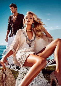Guess by Marciano S/S2012 #fashion