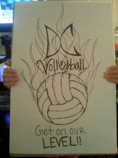KROO Volleyball Tshirt Design  By: Ashton Blake Morgan