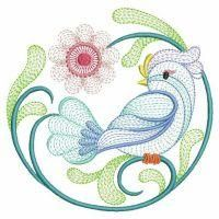 Little Birdies - Sweet Heirloom Embroidery | OregonPatchWorks