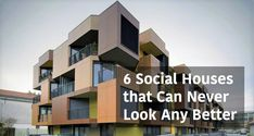 6 Social Houses that Can Never Look Any Better - Arch2O.com