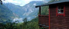 Geiranger. Norway.