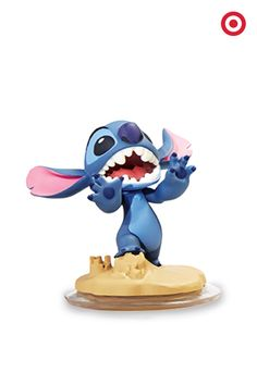 Here's a fun-for-hours-and-hours gift… Let them get mischievous with the hilarious Stitch. He works in different play sets and is compatible with Disney Infinity 2.0 Edition.