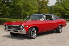 New Chevy Nova SS 2016 Specs Price Release date New Chevy, Chevy Nova, Modern Muscle Cars, American Muscle Cars, My Dream Car, Dream Cars, Gta, Upcoming Cars, Super Cars