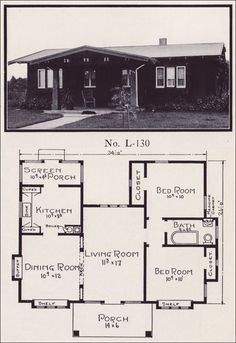 This Tiny Bungalow Is Adorable 1922 Stillwell