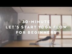 'Lets Start Yoga' Flow for Beginners with Jessica Olie - Alo Yoga - YouTube
