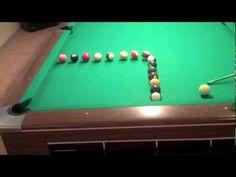 Billiard Lessons - THE L DRILL