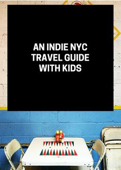 TRAVELING WITH KIDS TO NYC? HERE'S A PERFECT GUIDE FOR YOU!