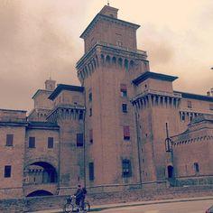"""Pastello estense"" #Ferrara - Instagram by genio87"