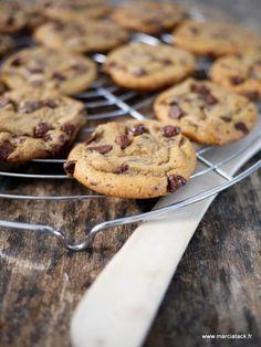 cookies moelleux à coeur