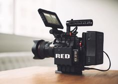 Love this RED Epic Who wants to try one? | Photo by @gerardwood