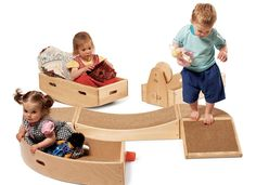 Community Playthings   ToddleBoxes