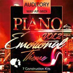 Piano Emotional Theme Vol.2 ACiD WAV AiFF MiDi-MAGNETRiXX, WAV, Theme, Piano Emotional Theme, Piano Emotional, Piano, MIDI, Emotional, Aiff, ACID, Magesy.be