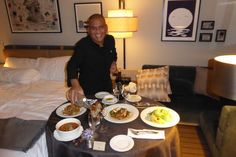 Thompson Chicago Takes Room Service Up a Notch (Or Several) - http://travelr.co/all-content/thompson-chicago-takes-room-service-notch-several/