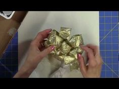 how to make multi-loop bows