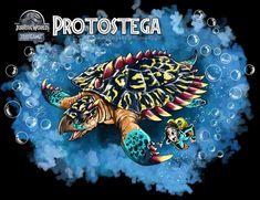 Jurassic World PROTOSTEGA DevianArt by wingzerox86