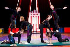 Samen met Circus Sambal