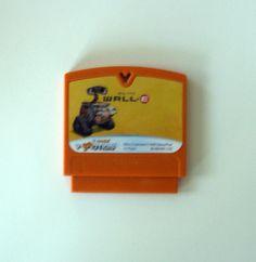 "Disney pixar ""Wall.E ""  Smartridge Game  -  VSmile - V-Motion #VMotion"