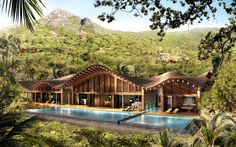 La Gaulette in Banyan Tree Corniche Bay affords a spectacular view. The images give a great sense of the atmosphere one can experience.