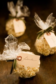 Paula Deen Popcorn Balls - AHHH, I have been looking for this recipe forever.  My Nanny used to make these popcorn balls & they were the BEST!