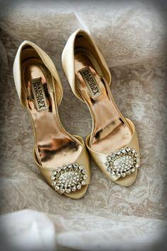 Badley Mischka luxury shoes ▪ zapatos de Bradley Mischka
