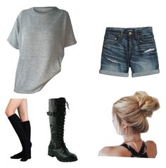 """""""#65"""" by thewaterdemon ❤ liked on Polyvore featuring Canvas by Lands' End"""