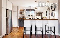 Influence shabby chic en cuisine - Décoration - Pratico Pratiques