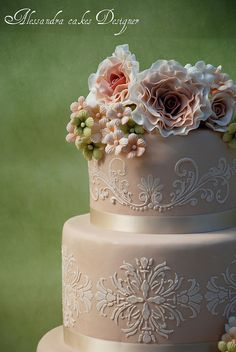 Weddig Cake | Flickr - Photo Sharing!
