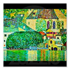 Poster-Classic/Vintage-Gustav Klimt 14
