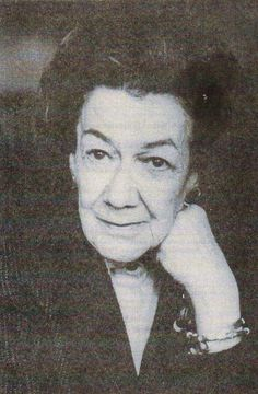 Ana Aslan (Romania) - She Is Considered To Be A Pioneer Of Gerontology And Geriatrics