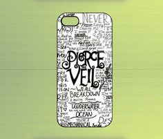 Pierce The Veil Case For iPhone 4/4S, iPhone 5/5S/5C, Samsung Galaxy S2/S3/S4, Blackberry Z10