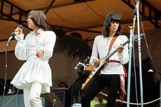 "The band's enduring fashion influence is the subject of a show, ""Exhibitionism,"" that opens Saturday in New York.The Stones went glam even before David Bowie. Mick Jagger wore a man-dress in the 1969 Brian Jones memorial concert in Hyde Park in London."