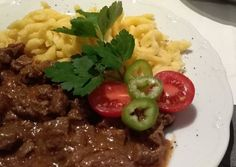 Beef, Recipes, Red Peppers, Meat, Recipies, Ripped Recipes, Cooking Recipes, Steak