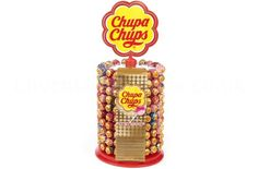 Chupa Chups Wheel available on www.chocolatebuttons.co.uk Chocolate Buttons, Retro Sweets, Cereal, Box, Snare Drum, Corn Flakes, Breakfast Cereal