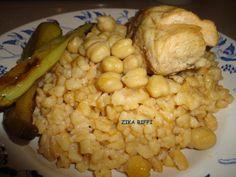 Pâtes traditionnelles - Cuisine de Maman
