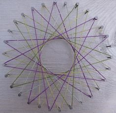 String Art | ArtClubBlog