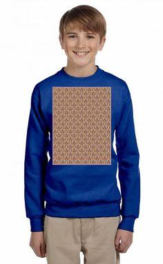 Emoji monkey Youth Sweatshirt