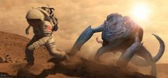 Nicholas_Hiatt_Concept_Painting_Space_Creature