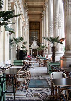 Hotel Interior Design - Mini Palais, Paris. See also: http://www.brabbu.com/en/inspiration-and-ideas/
