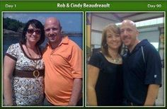 I lost 42 and she lost 36! And we've kept it off for 4 years. I love Visalus and the Project 10 Challenge.