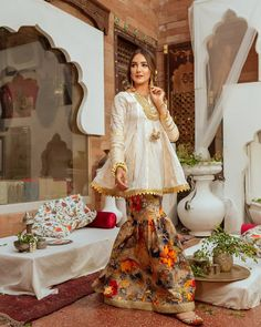 😍😍😍😍 Latest eid dresses 😍😍😍😍😍 For Price & Queries Please DM us or you can Message/WhatsApp 📲 We provide Worldwide shipping🌍… Pakistani Party Wear Dresses, Beautiful Pakistani Dresses, Shadi Dresses, Pakistani Wedding Outfits, Designer Party Wear Dresses, Pakistani Wedding Dresses, Pakistani Dress Design, Eid Dresses, Mode Bcbg