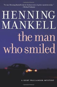 The Man Who Smiled begins with Wallander deep in a personal and professional crisis after killing a man in the line of duty; eventually, he vows to quit the Ystad police force for good. Just then, however, a friend who had asked Wallander to look into the death of his father winds up dead himself, shot three times. Ann-Britt Höglund, the department's first female detective ..