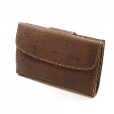 Artelusa Vegan Brown Wallet Vegan Wallet, Brown Wallet, Scarf Jewelry, Wallets, Handbags, Totes, Purses, Purse, Hand Bags
