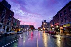 Last night at Downtown Guelph