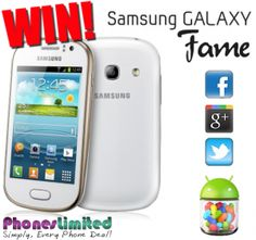 #Competition - #WIN a Samsung Galaxy Smart Phone!