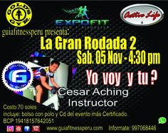 Instructor Profesional GFP