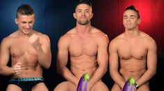 Rock, Paper, Scissors SHOOT! Watch Jacob Ford, Ryan Rose, and Jon Pastor battle it out, and loose all there clothes in the process;) Andrew Christian Models: Ryan Rose, Jacob Ford, Jon Pastor Director/ Editor: Erica Dorsey