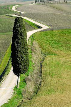 Paesaggio Senese, Italy